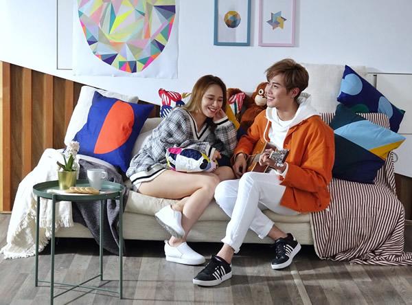 天堂鸟组合重新出发加盟天盟娱乐 拍摄全新派台作品《故作潇洒》MV
