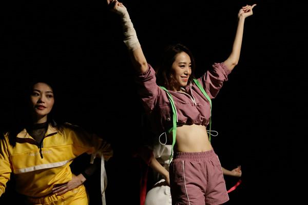 天盟娱乐旗下女子组合BINGO 2019年首支派台作品《后街女孩》